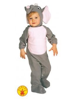 Disfraz de Elefante hasta 1 año