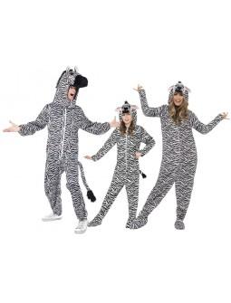 Grupo de Cebras