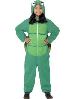 Disfraz de Tortuga Unisex para niños