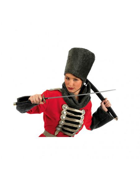 Disfraz de Cosaca Rusa para mujer