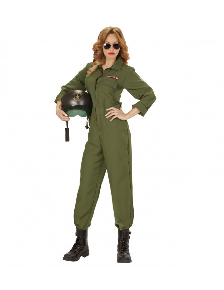 Disfraz de Piloto para mujer