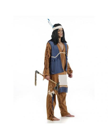 Disfraz de Indio con chaleco