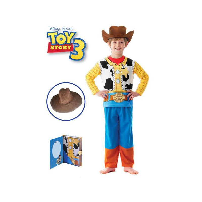 Pijama de Woody Toy Story para Niños  7ff10fb6d3b
