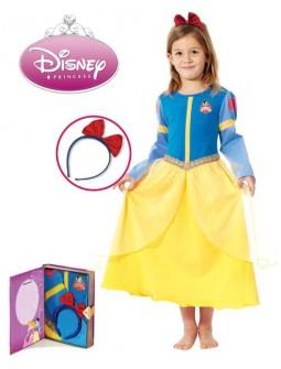 Pijama de Blancanieves para Niña