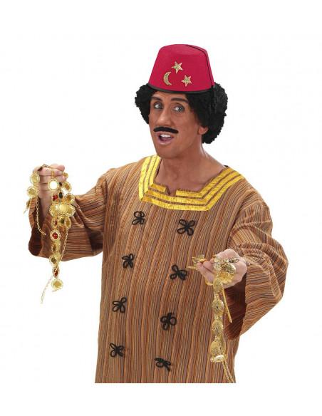 Sombrero Marroquí Fez Rojo o Negro