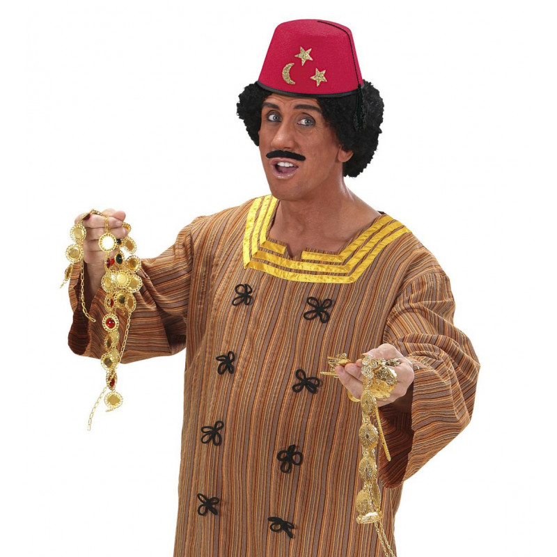 Mejor precio último estilo de 2019 muy agradable Sombrero Marroquí Fez Rojo o Negro   Envío 24 Horas