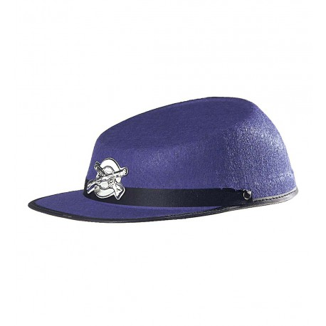 Sombrero Ejercito Federal Azul