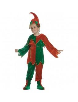 Disfraz de Bufón Medieval Infantil