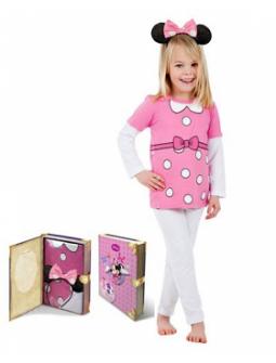 Pijama de Minnie Mouse para Niña