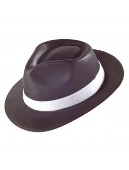 Sombrero de Gangster Marron o Negro