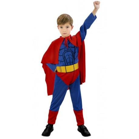 Disfraz de Superman Barato Niño