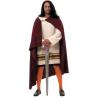 Disfraz de Rey Medieval con Capa