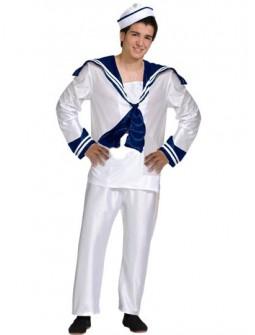 Disfraz de Marineo Barato para Hombre