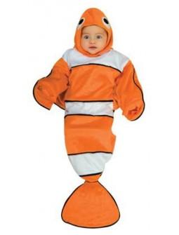 Disfraz de Nemo para Bebé