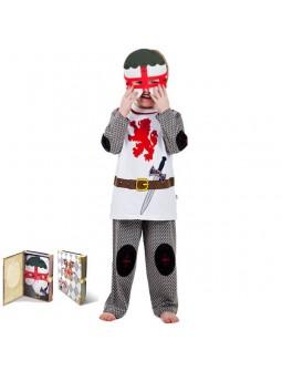 Pijama de Caballero Medieval para Niño