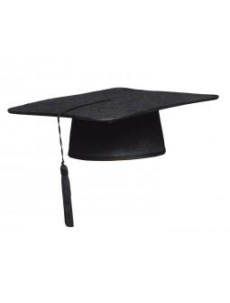 Gorro de Graduado o Birrete de Fieltro