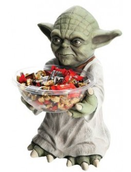 Figura Yoda Porta Caramelos