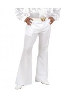 Pantalon de Campana Blanco