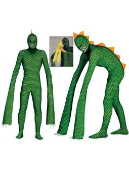 Disfraz de Reptiliano para Hombre