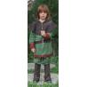 Disfraz de Arquero Medieval para niño