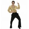 Camisa Disco en color Oro