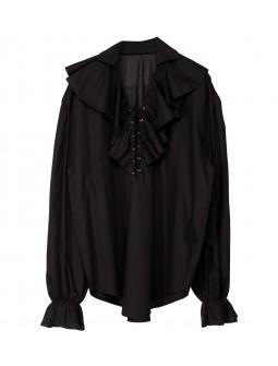 Camisa negra para Hombre