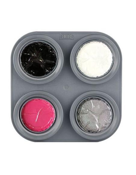 Paletas de Maquillaje al Agua Grimas