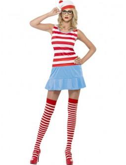 Disfraz de Wenda de Donde esta Wally