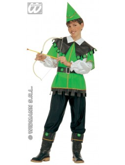 Disfraz de Robin Hood para niños