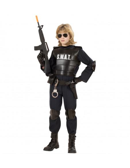 Disfraz de SWAT para Niño