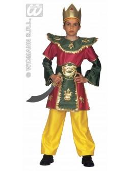 Disfraz de Gengis Kan para Niño