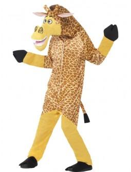 Disfraz de Jirafa Melman de Magadascar
