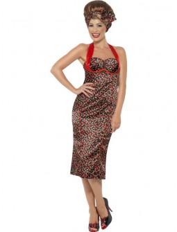 Disfraz de Mujer años 50