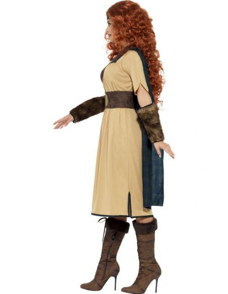 Disfraz de Reina Guerrera para mujer