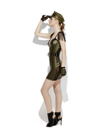 Disfraz de Militar Erótico para Mujer