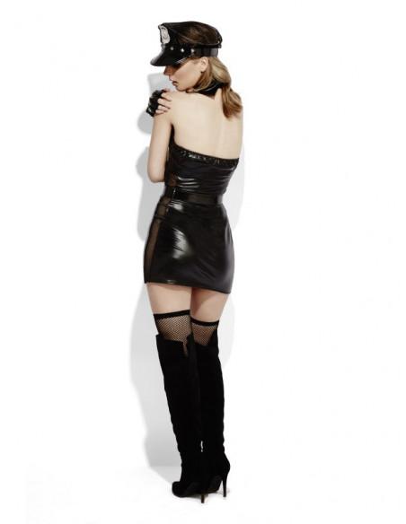 Disfraz de Policía Erótico para Mujer
