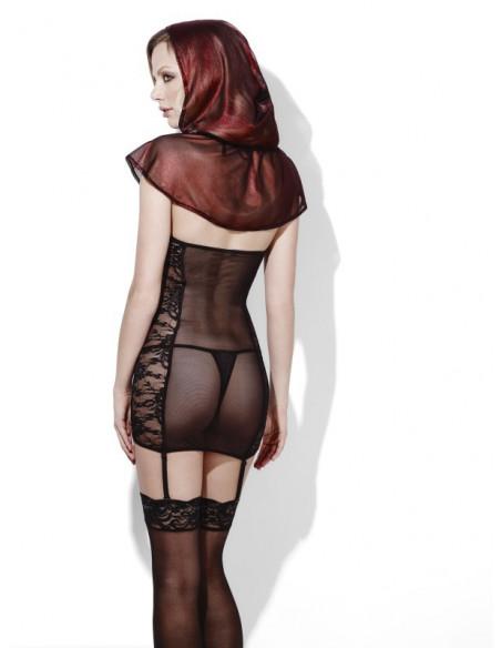 Disfraz de Caperucita Erótico con Picardías