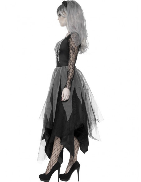 Disfraz de Novia siniestra