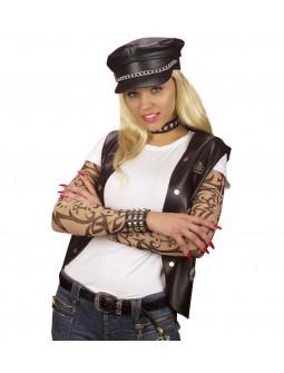 Mangas con Tatuajes