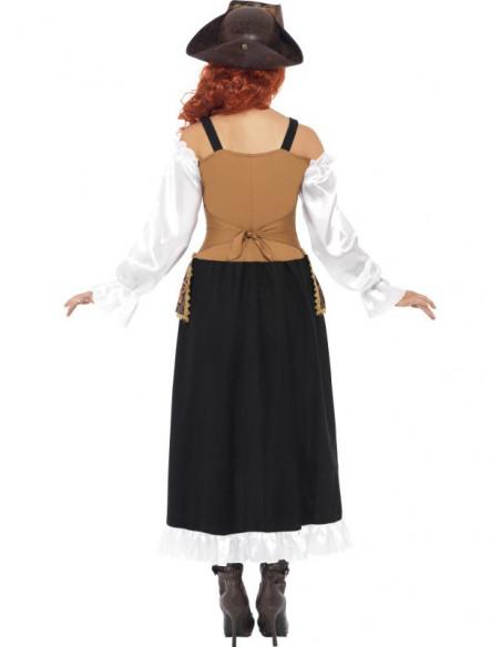 Disfraz de Pirata SteamPunk para Mujer