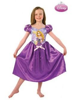 Disfraz de Princesa Disney Rapunzel para Niña
