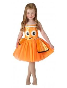 Disfraz de Nemo para Niña
