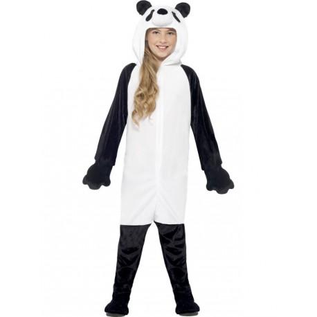 Disfraz de Oso Panda Unisex para niños