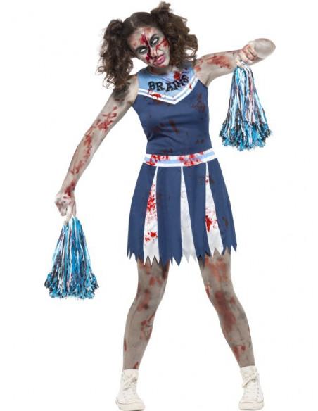 Disfraz de Animadora Zombie