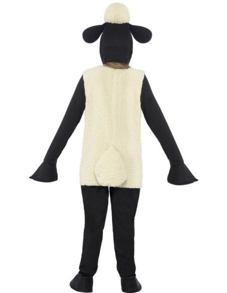 Disfraz de La Oveja Shaun para niños