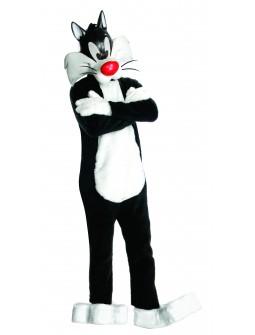Disfraz del Gato Silvestre Looney Tunes