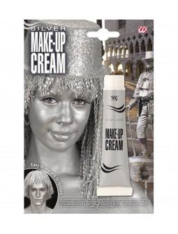 Maquillaje en crema Plata