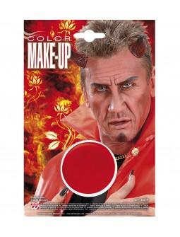 Maquillaje de color Rojo