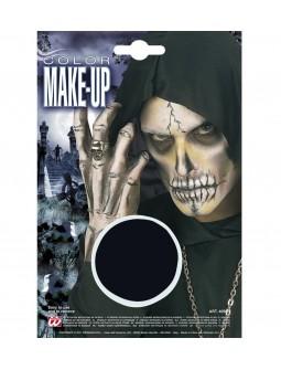 Maquillaje de color negro