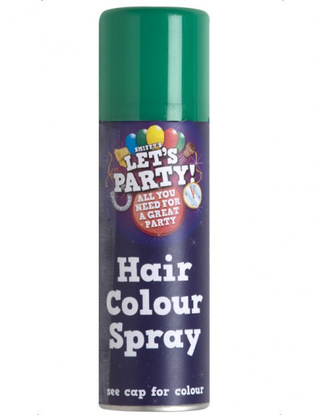 Spray para el Pelo Verde